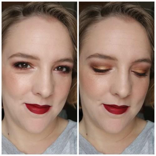 lorac pro 1 eyeshadow palette review swatch