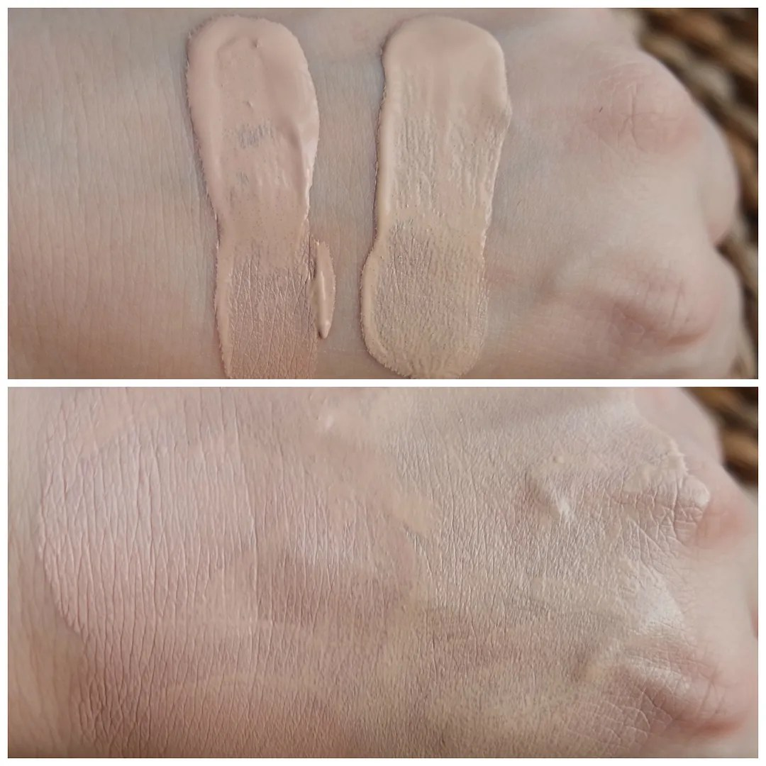 l'oreal true match foundation review swatch n1 ivory ivoire