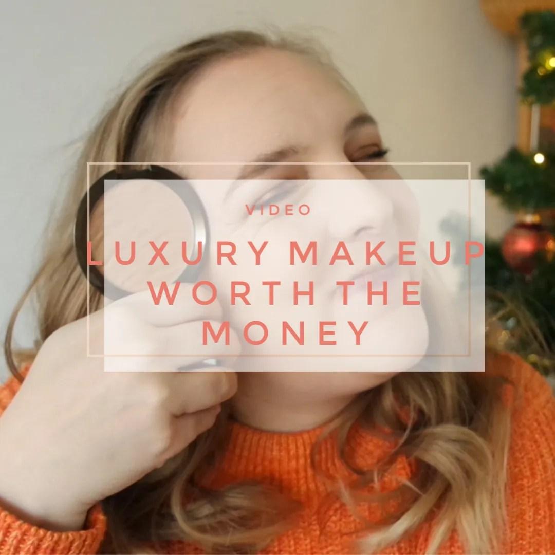 luxury makeup worth the money dior chanel charlotte tilbury hourglass becca nars bobbi brown ysl
