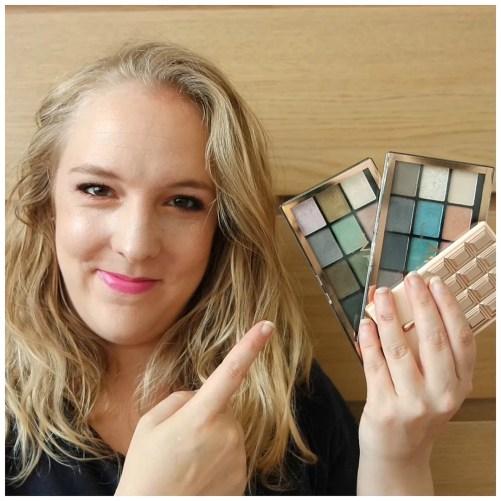 make up revolution eyeshadow palette collection
