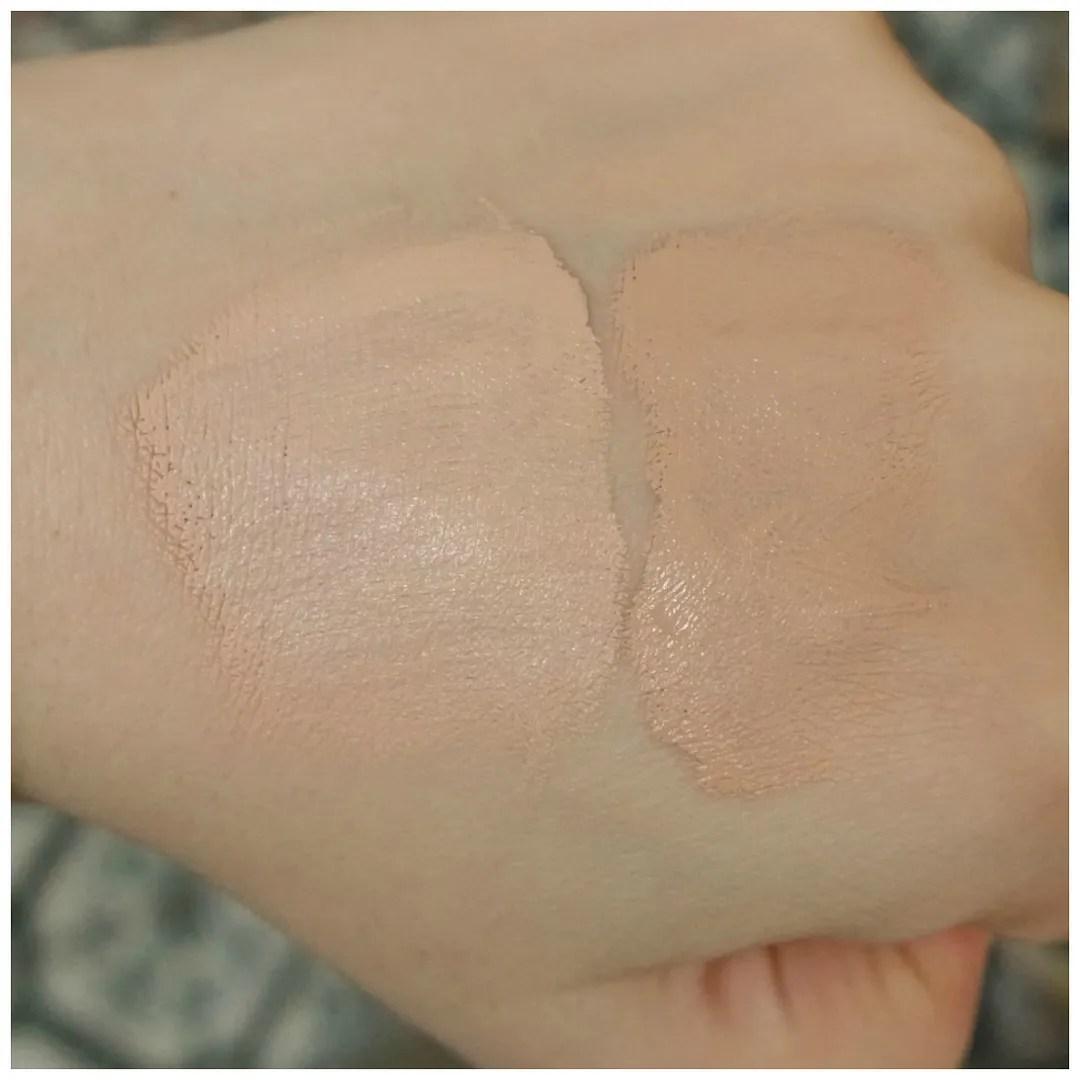 make up revolution conceal & define full coverage concealer contour review swatch c3 c4