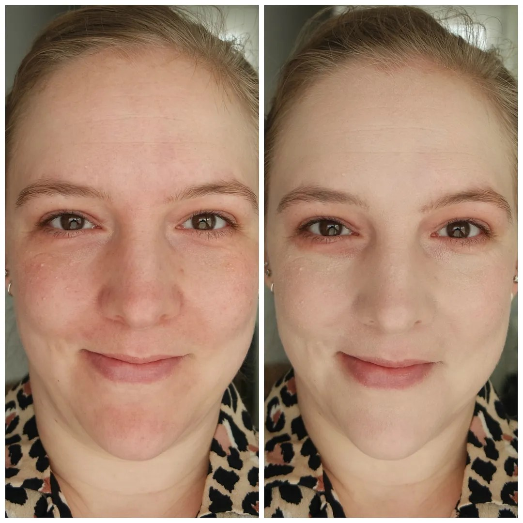 maybelline dream urban cover foundation review swatch 095 fair porcelain full coverage lightweight spf 50