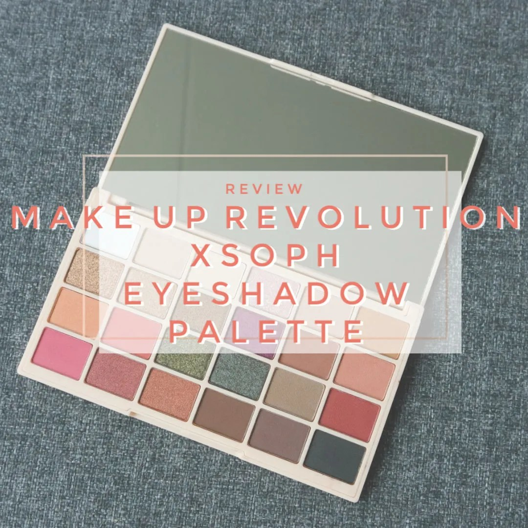 make up revolution x soph does nails eyeshadow palette review swatch