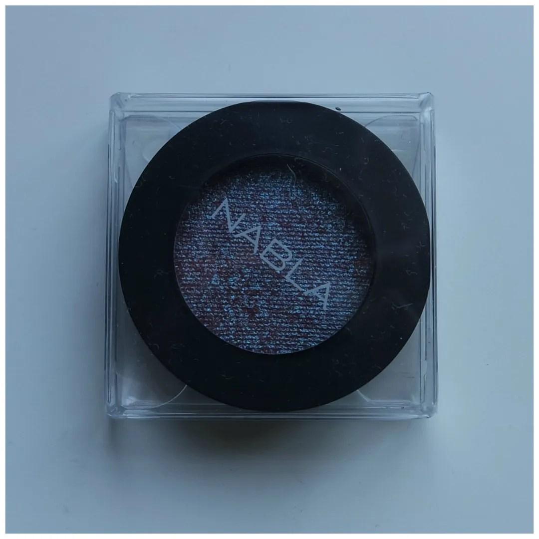 nabla alchemy eyeshadow review swatch