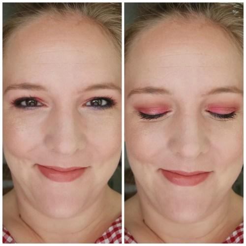nabla secret eyeshadow palette review swatch 3 looks 1 palette makeup look