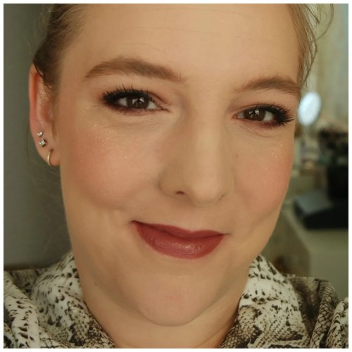 NARS Forte De France highlighter swatch review makeup look application