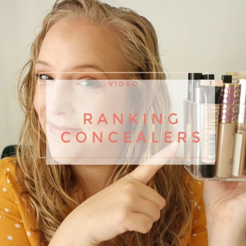 ranking concealers from best to worst
