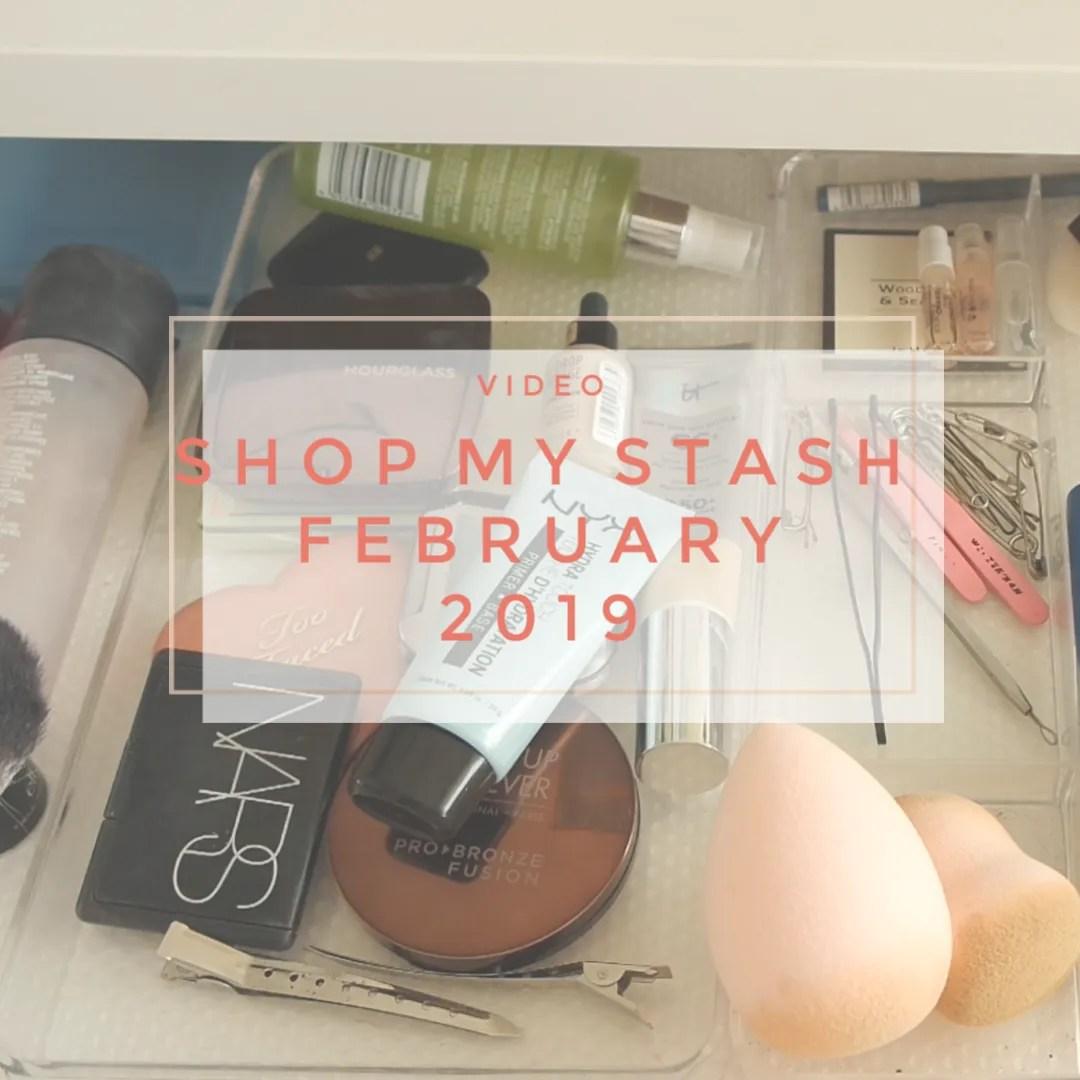 shop my stash march 2019