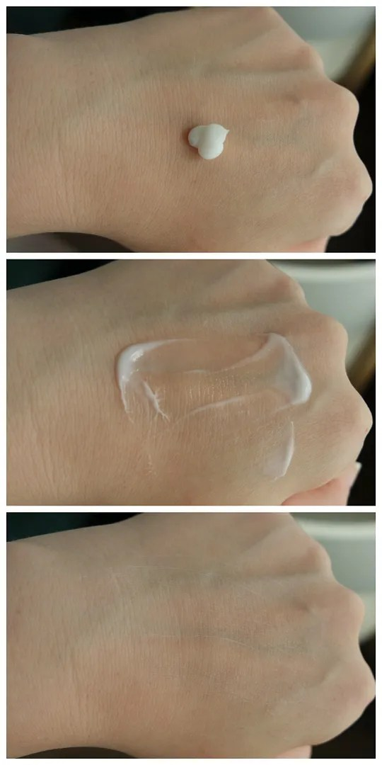 simple hydrating light moisturizer sensitive skin experts review swatch skincare