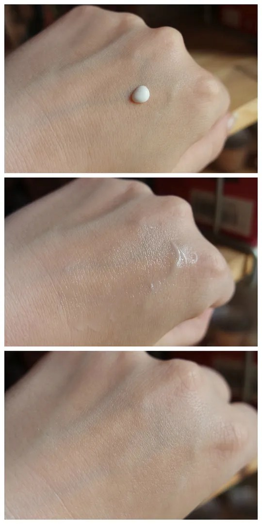 too faced hangover rx hydrating primer review swatch