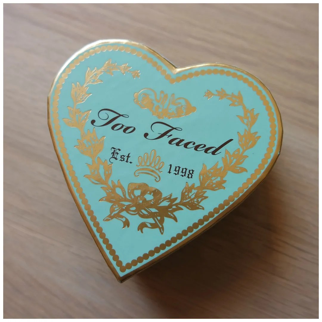 too faced sweethearts bronzer sweet tea review swatch