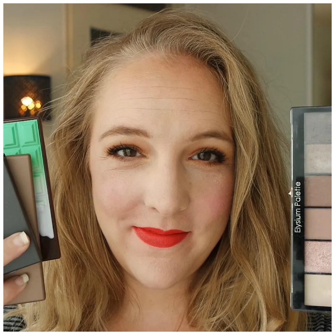 top 5 travel eyeshadow palettes