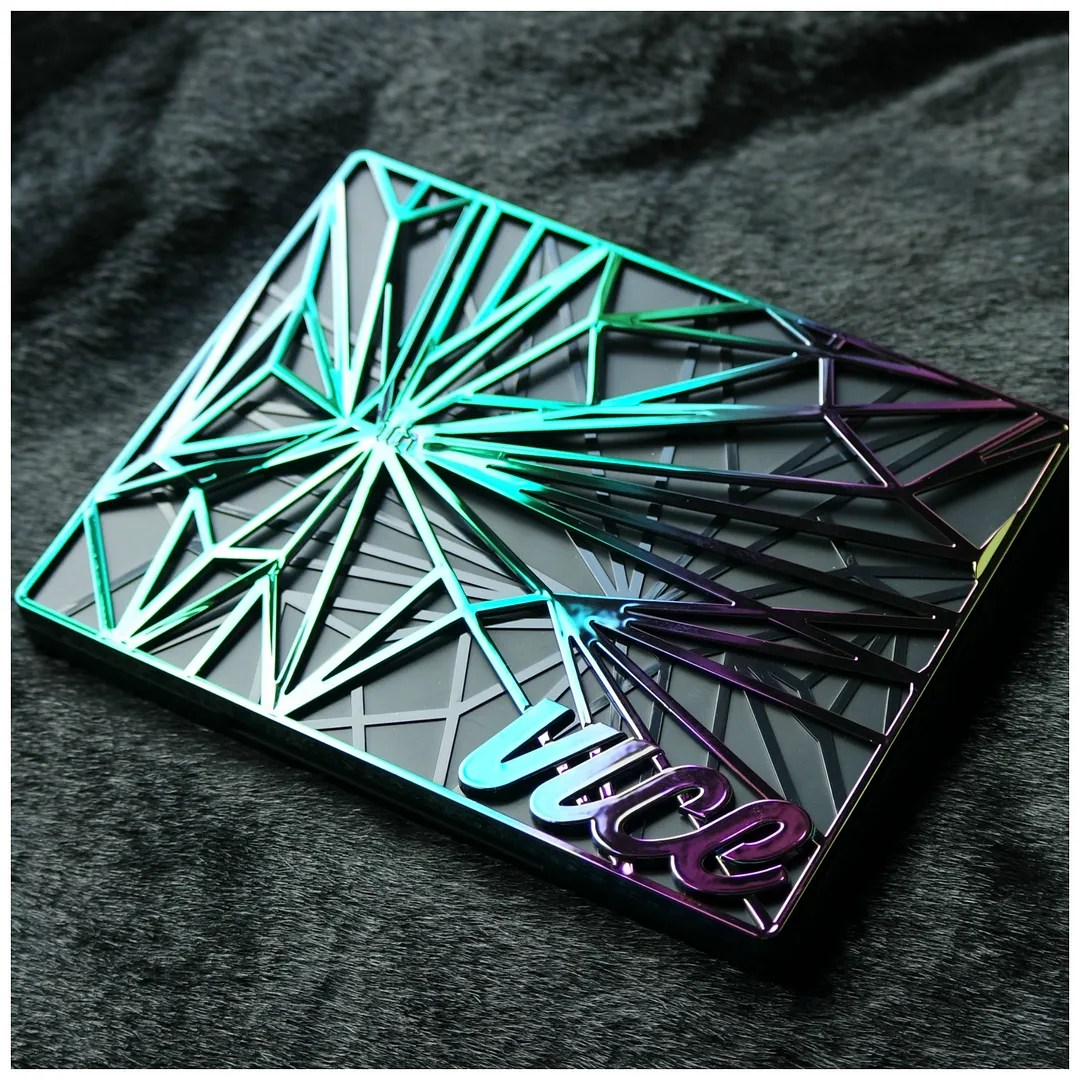 urban decay vice 4 eyeshadow palette review swatch