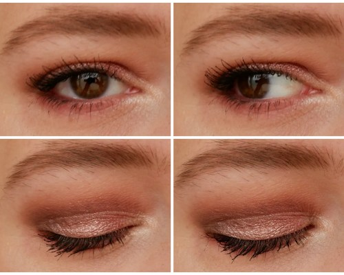 catrice pro next gen nudes eyeshadow palette review swatch looks