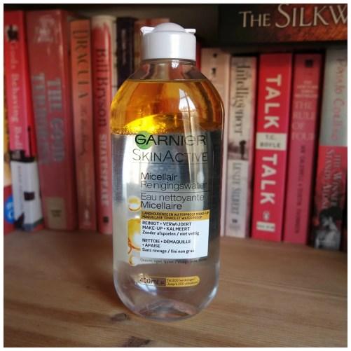 Garnier Micellar water in oil