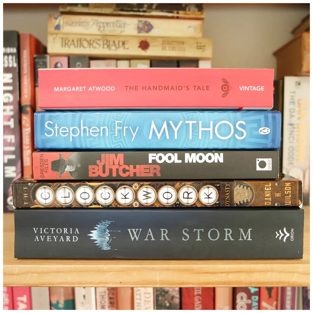 book review july august 2018