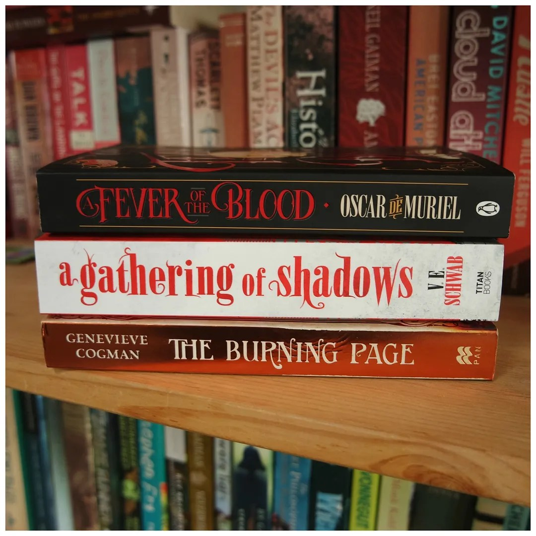 book review march 2018