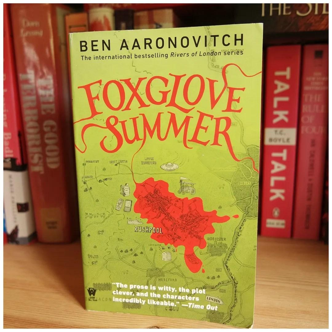Ben Aaronovitch - Foxglove Summer