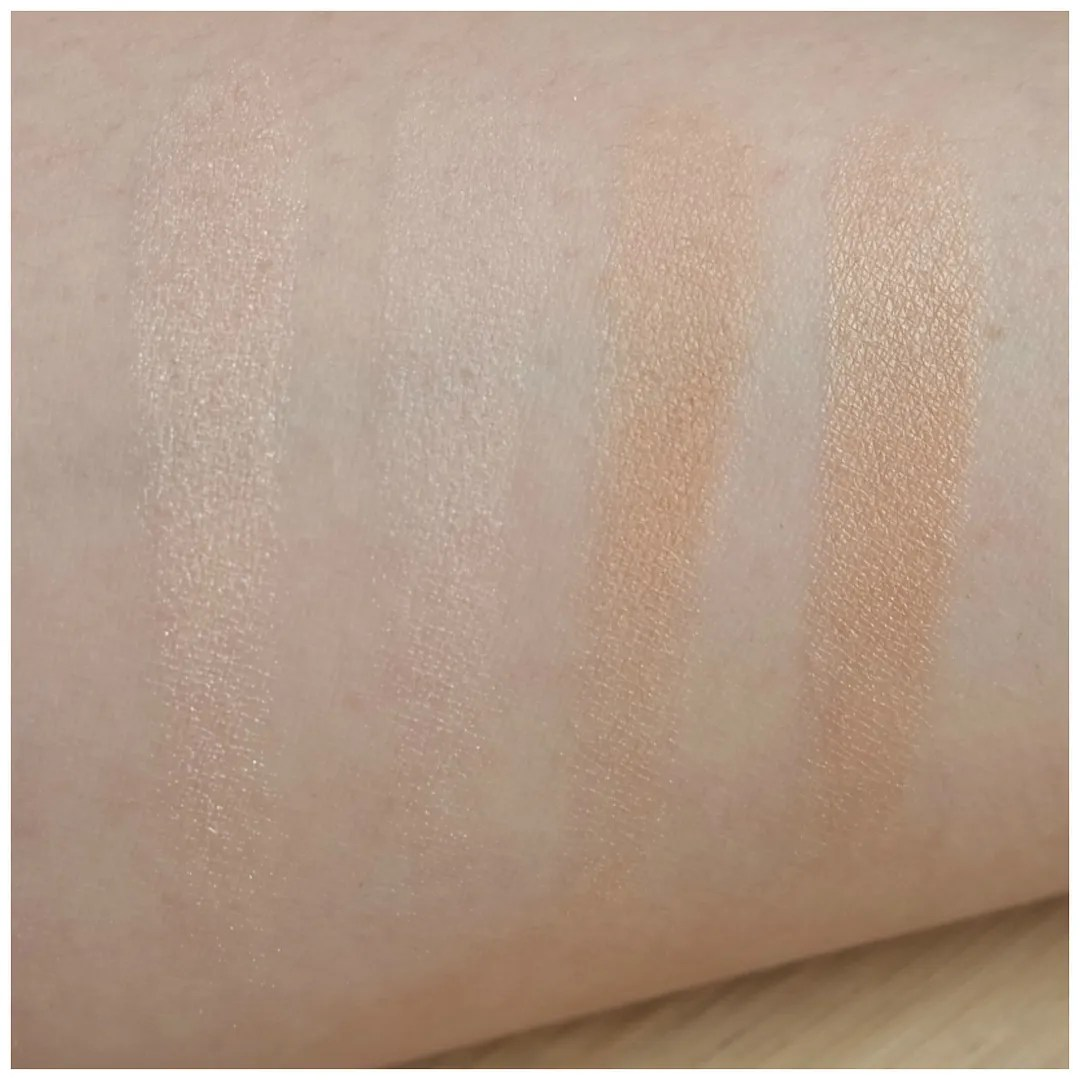 Catrice Deluxe Glow Highlighter trio 010 The Glowrious Three