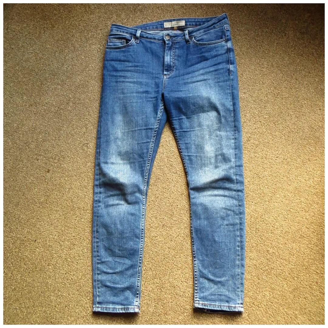1 jeans, 5 ways to wear it