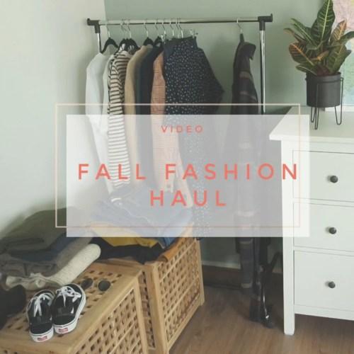 FALL fashion haul 2019