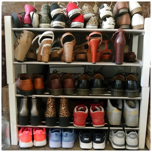 my love for shoes