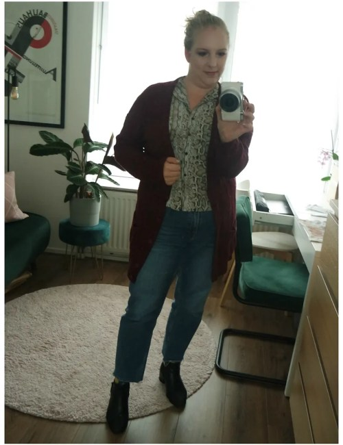 what I wore fall 2019 september fashion outfits transitional lookbook outfit of the day