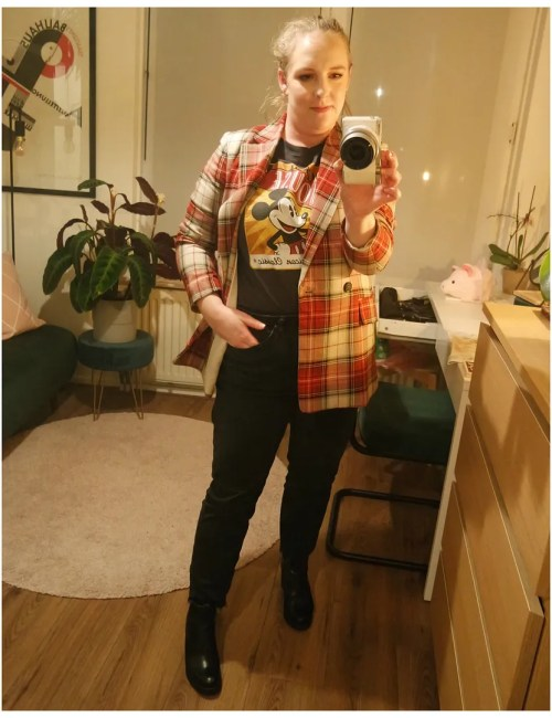 what I wore fashion outfit of the day winter 2020