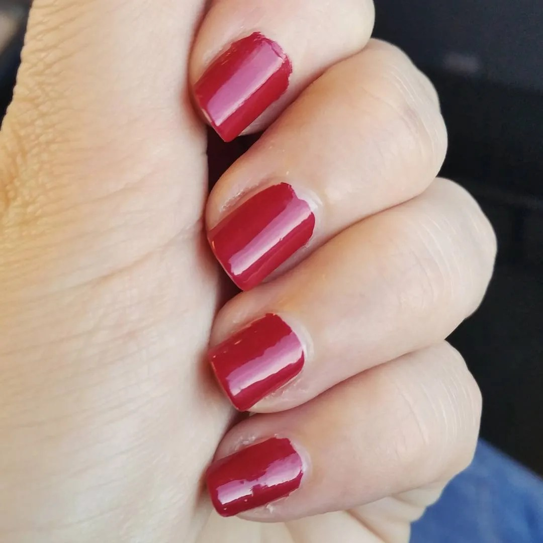 China Glaze - Bing Cherry