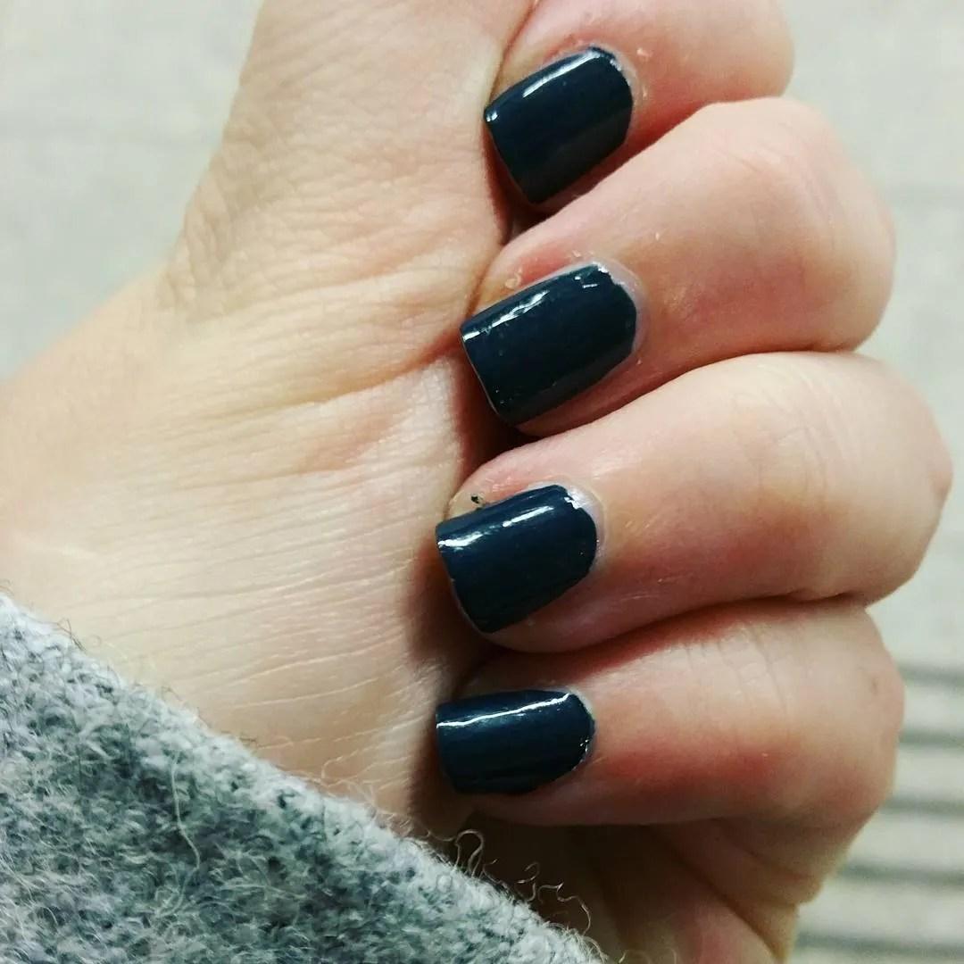 OPI CIA = Color is Awesome