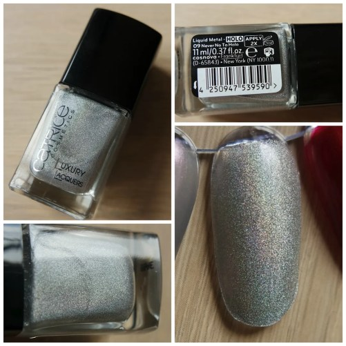 Catrice Luxury Lacquer Liquid Metal Holo 09 Never No to Holo