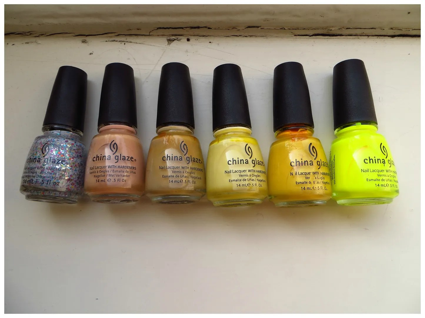High end nail polish stash – Floating in dreams
