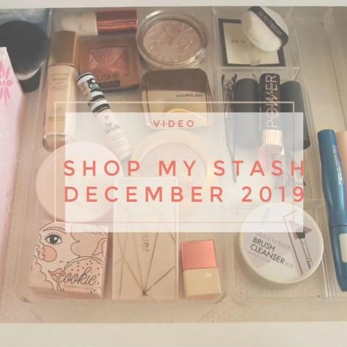 shop my stash december 2019