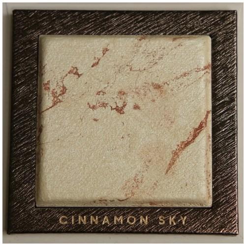 zoeva soft sun highlighter cinnamon sky review swatch