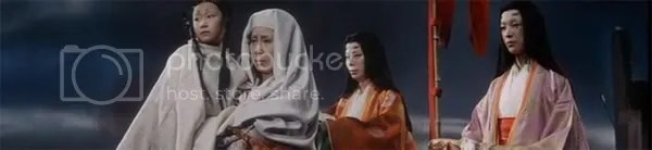 """Scene from """"Kwaidan"""" - Mimi-nashi Hoichi"""