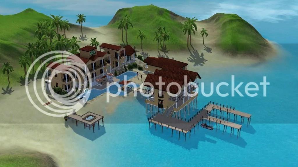 Diver's Den Resort Island Paradise