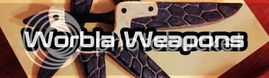 Worbla Weapons