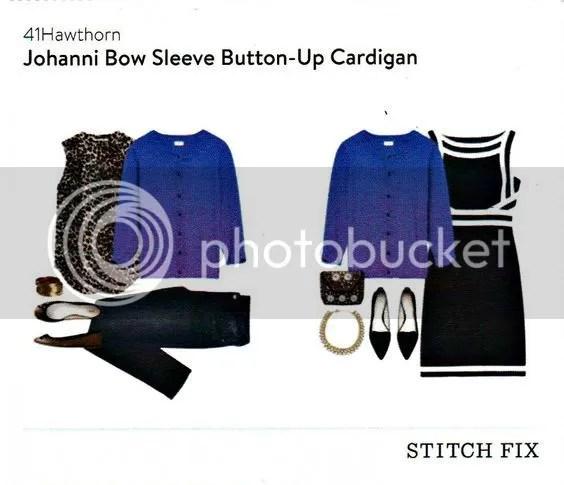 Bow Sleeve Button Up Cardigan photo 605092370f308cd9f78d03f80e6fdc6a.jpg