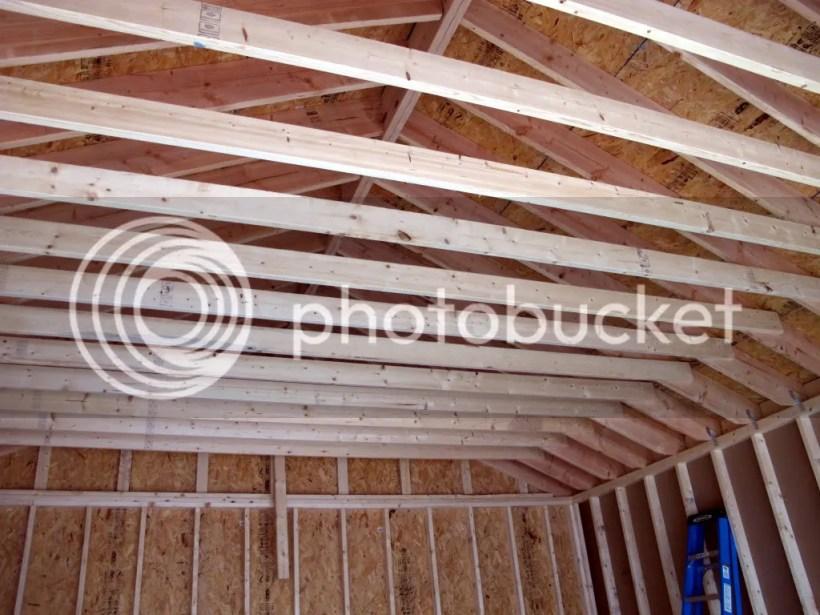 Raising Ceiling Height In Garage