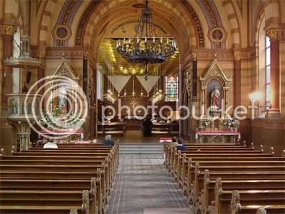 St Erik Catholic Church Stockholm
