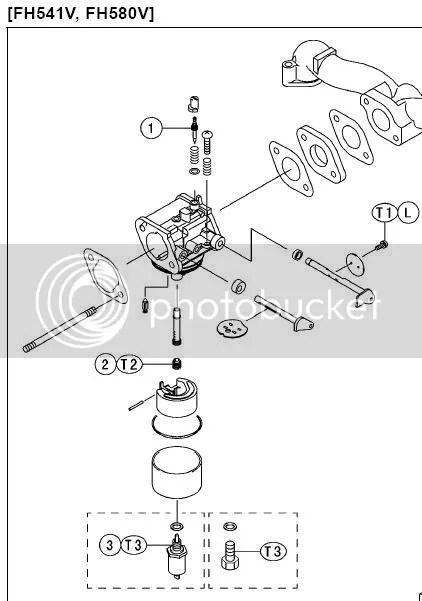Please Help Idle Problems Exmark Lazer Z Hp Kawasaki