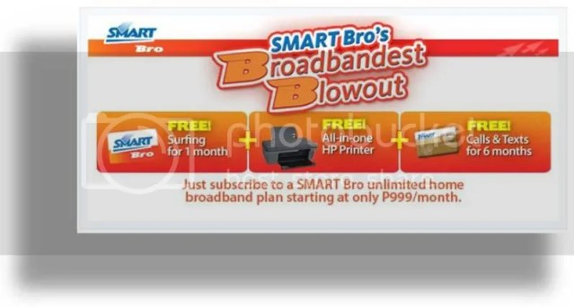 smart broadbandest blow out