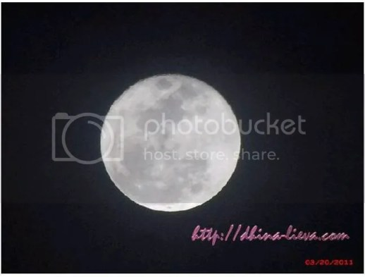 super moon march 21, 2011 10PM