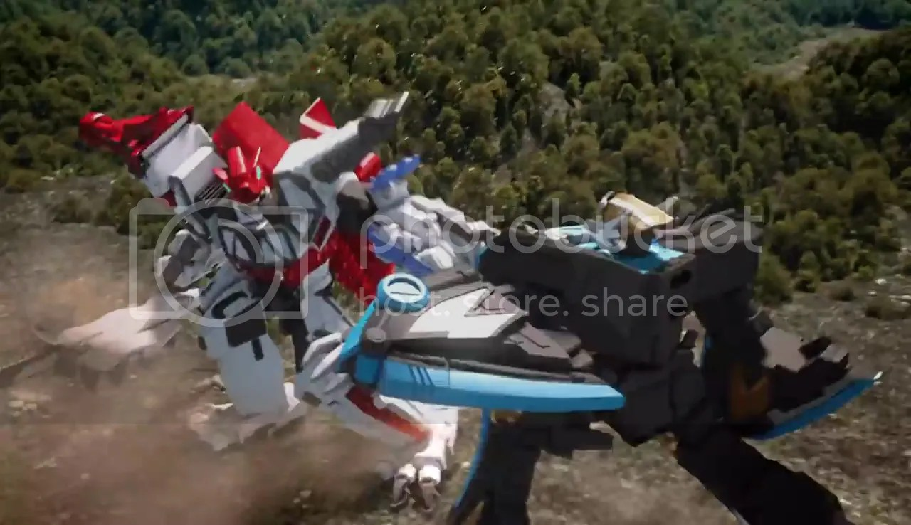 Dino Force Brave 5