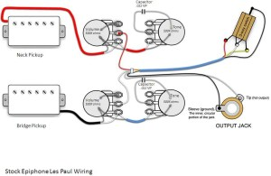 epiphone les paul standard wiring question | My Les Paul Forum