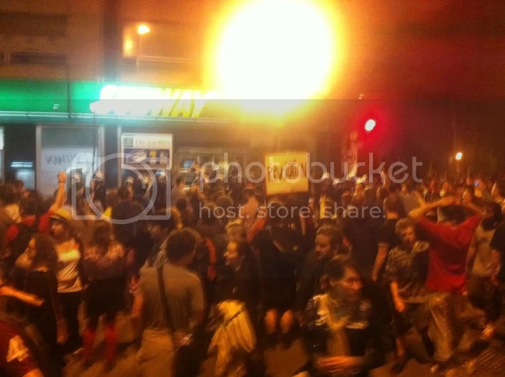 Montréal 14 Mai 2012 - #manifencours21
