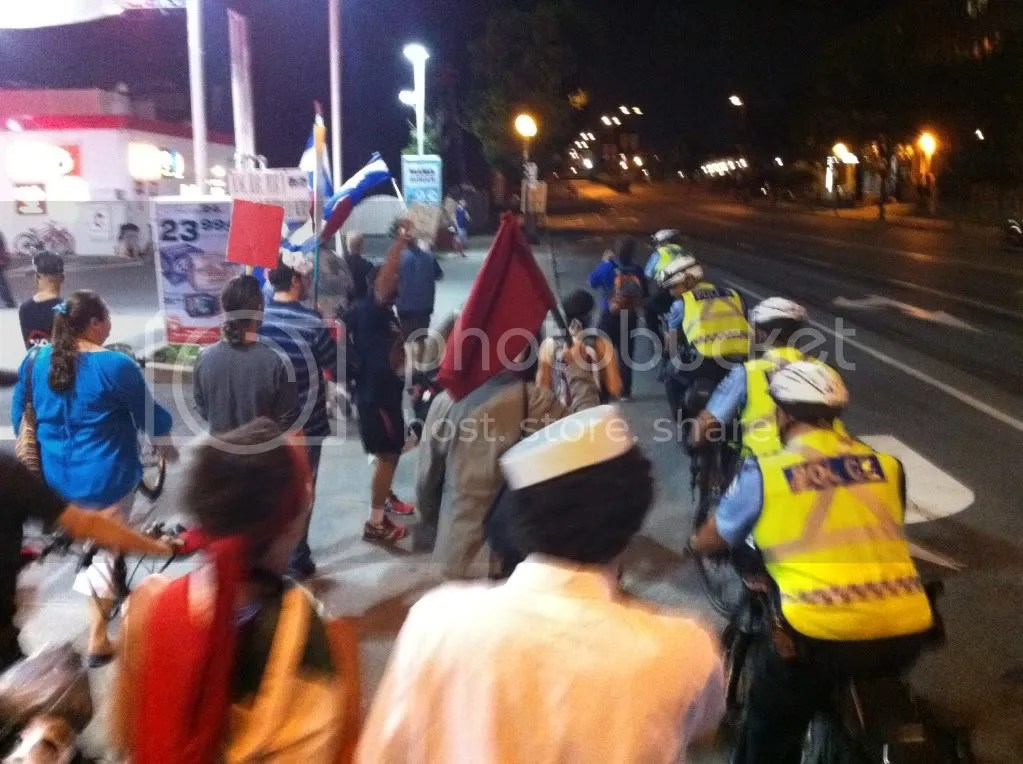 2012-07-27 - 21h57 #manifencours95