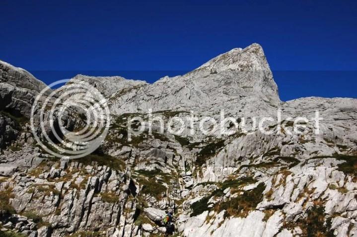 Climbing Maja e Arapit
