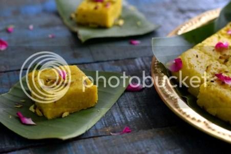 mango base dessert