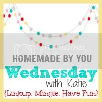 Homemade by You Wednesday with Katie